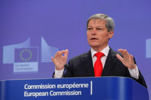 Press conference by Dacian Cioloş, Member of the EC, on the potential impact of the Russian measures against EU agricultural products and the EU response so far