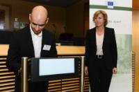 """Illustration of """"Mayors Adapt Event: Welcome speech by Jos Delbeke, Director-General DG Climate Action"""""""