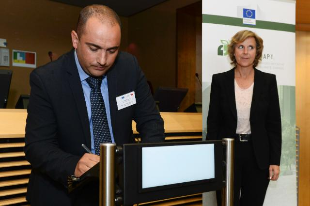 Mayors Adapt Event: Welcome speech by Jos Delbeke, Director-General DG Climate Action