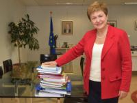 Members of the Cabinet of  Kristalina Georgieva,  Vice-President of the EC
