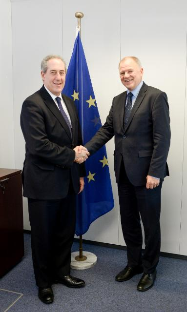 Visit of Michael Froman, US Trade Representative, to the EC