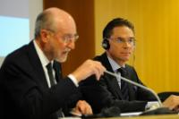 """Illustration of """"Visit of Jyrki Katainen, Vice-President of the EC, to Italy"""""""