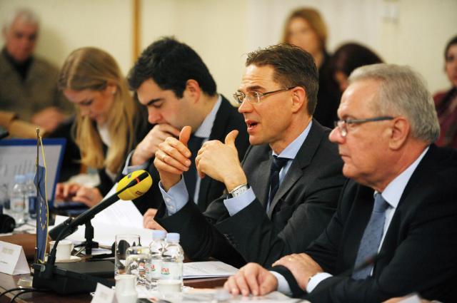Visit of Jyrki Katainen, Vice-President of the EC, to Croatia