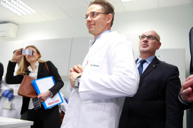 Visit of Jyrki Katainen, Vice-President of the EC, to Croatia