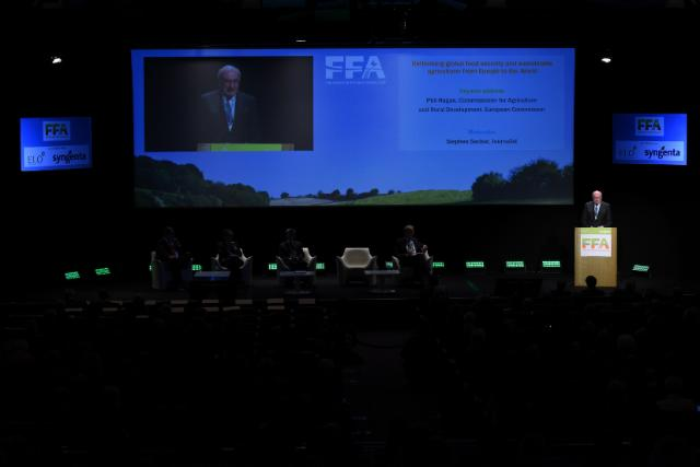 Participation of Phil Hogan and Karmenu Vella in the 8th Forum for the Future of Agriculture