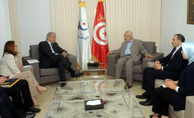 Visit of Dimitris Avramopoulos, Member of the EC, to Tunisia