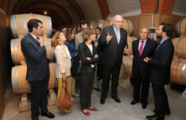 Visit of Phil Hogan, Member of the EC, to Spain