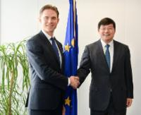 Visit of Xu Shaoshi, Chairman of the Chinese National Development and Reform Commission (NDRC), to the EC