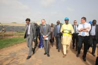 Visit of Maroš Šefčovič, Vice-President of the EC, to Senegal