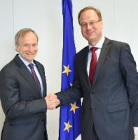 Visit of Alan Braverman, Senior Executive Vice-President and General Counsel of The Walt Disney Company, to the EC