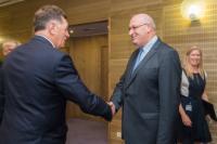 Visit of Algirdas Butkevičius, Lithuanian Prime Minister, to the EC