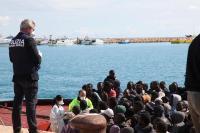 Opérations Triton 2015 et Poséidon de Frontex en méditerranée