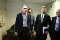 Visit of Valdis Dombrovskis, Vice-President of the EC, to Greece