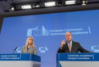 Joint press conference by Dimitris Avramopoulos and Elżbieta Bieńkowska, Members of the EC, on the conclusions of the weekly meeting of the Juncker Commission