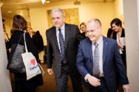 Visit by Dimitris Avramopoulos, Member of the EC, to Sweden