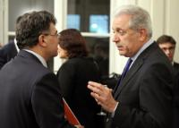 Participation of Dimitris Avramopoulos, Member of the EC, to the European dialogue on Skills and Migration
