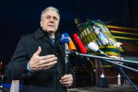 Launch of the European Counter Terrorism Centre by Europol, in Amsterdam, with the participation of Dimitris Avramopoulos, Member of the EC