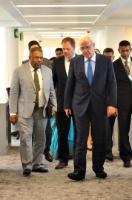Visite de Neven Mimica, membre de la CE, au Sri Lanka