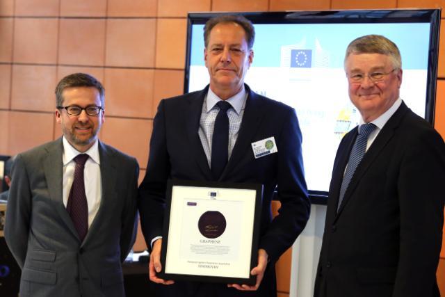 European Capital of Innovation 2016 awards ceremony