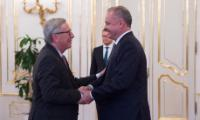 Inaugural meeting of the Slovak Presidency of the Council of the EU with the EC