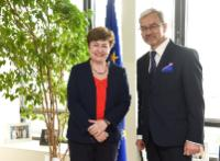 Visit of Jerzy Kwieciński, Polish Secretary of State in the Ministry for Development, to the EC