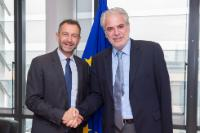 Visit of Toby Lanzer, United Nations Assistant Secretary-General and Regional Humanitarian Coordinator for the Sahel, to the EC