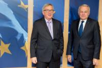Visit of Jean-Marc Ayrault, French Minister for Foreign Affairs and International Development, to the EC