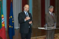 Visit of Pierre Moscovici, Member of the EC, to Portugal