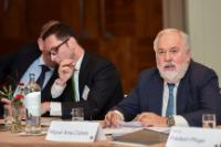 Participation of Miguel Arias Cañete, Member of the EC, at the 49+2 Energy Symposium