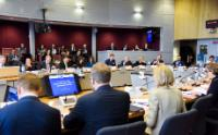Participation of Valdis Dombrovskis, Vice-President of the EC, in the meeting of the High-Level Expert Group on sustainable finance