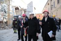Visit by Corina Creţu, Member of the EC, to Italy