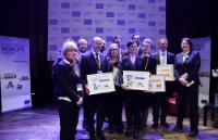 Remise des prix de la semaine européenne de la mobilité 2016 avec la participation de Violeta Bulc, membre de la CE
