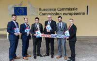 Visit of representatives of the Irish young farmers organisation Macra na Feirme to the EC
