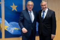 Visit of Mustafa Akıncı, Leader of the Turkish Cypriot Community, to the EC