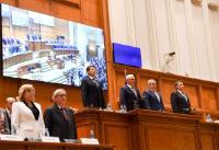 Visite de Jean-Claude Juncker, président de la CE, en Roumanie