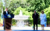 Visit by Jean-Claude Juncker, President of the EC, to Romania