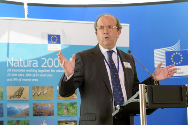 European Natura 2000 Day Proclamation in the presence of Karmenu Vella, Member of the EC