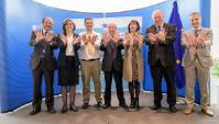 European Natura 2000 Day Proclamation in the presence of Karmenu Vella, Member of the EC