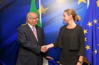 Visit of Abdelkader Messahel, Algerian Minister for Maghreb and African Affairs and the Arab League, to the EC