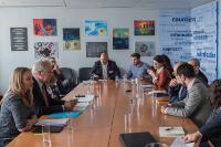 Visit of Italian journalists to the EC