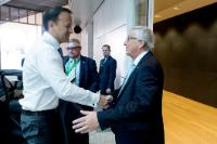 Visit of Leo Varadkar, Irish Prime Minister (Taoiseach), to the EC