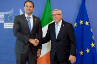 Visit of Leo Varadkar, Irish Prime Minister (Taoiseach), to the EC