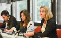 Participation of Federica Mogherini, Vice-President of the EC, to the Civil Society Forum Neighbourhood South