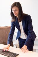 First work day for Mariya Gabriel, Member of the EC in charge of  Digital Economy and Society
