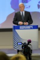 Press conference by Dimitris Avramopoulos, Member of the EC, on progress under the European Agenda on Migration