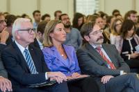 Visit by Federica Mogherini, Vice-President of the EC, to The Netherlands
