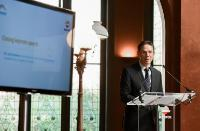 Participation of Jyrki Katainen, Vice-President of the EC, in the Conference Energy for Europe