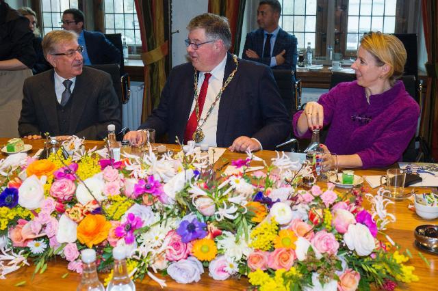 Visit by Karmenu Vella, Member of the EC, to Netherlands