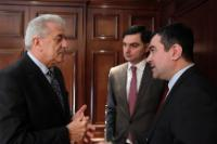 Visit of Dimitris Avramopoulos, Member of the EC, to Greece