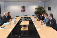 Visit of Mehmet Güllüoğlu, President of the Turkish Prime Ministry Disaster and Emergency Management Authority (AFAD), to the EC